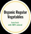 Regular Vegetables