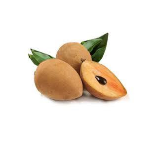 Organic Chiku (400 Gms)